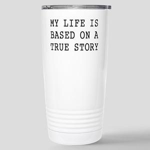 My Life 16 oz Stainless Steel Travel Mug