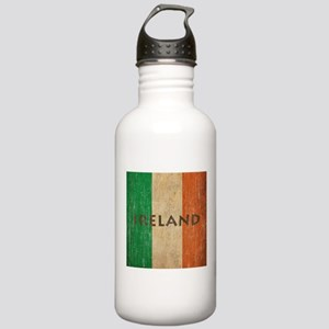 Vintage Ireland Stainless Water Bottle 1.0L