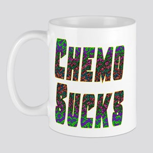 chemo sucks acid colors Mug