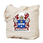 Siemionowicz Coat of Arms, Fa Tote Bag