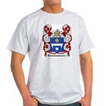 Siemionowicz Coat of Arms, Fa Ash Grey T-Shirt