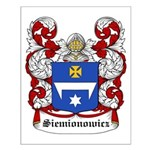 Siemionowicz Coat of Arms, Fa Small Poster