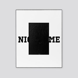 Nickname Personalized Picture Frame
