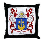 Sas Coat of Arms Throw Pillow