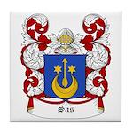 Sas Coat of Arms Tile Coaster