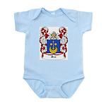 Sas Coat of Arms Infant Creeper