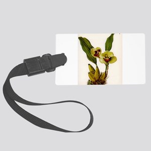 orchid Large Luggage Tag