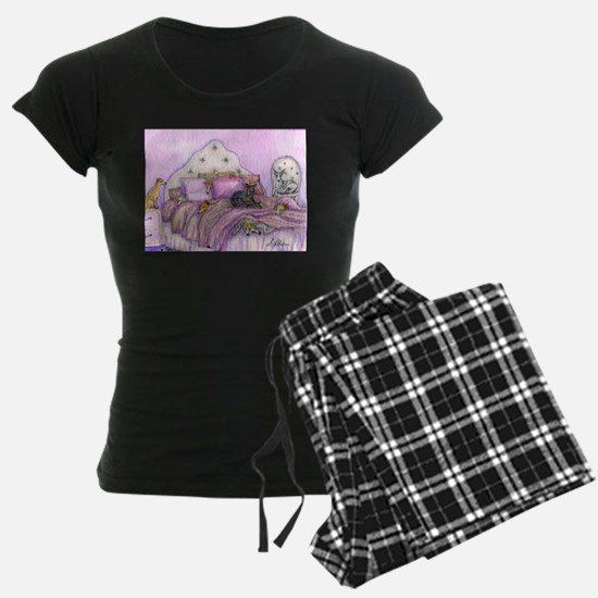 Sighthounds slumber party Pajamas