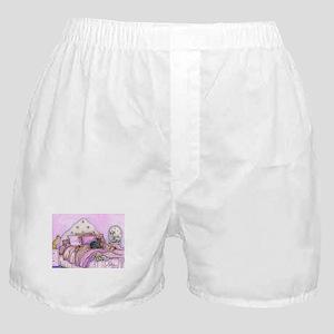 Sighthounds slumber party Boxer Shorts