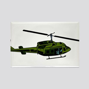 Helicopter4 Rectangle Magnet