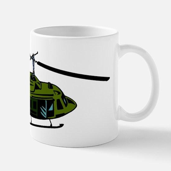 Helicopter4 Mug