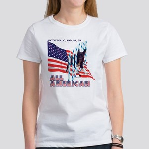 """""""Holly, All American"""" Women's Tee"""