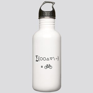 BikeMaths Stainless Water Bottle 1.0L