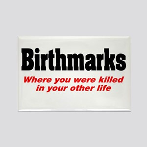 Birthmarks Previous Rectangle Magnet