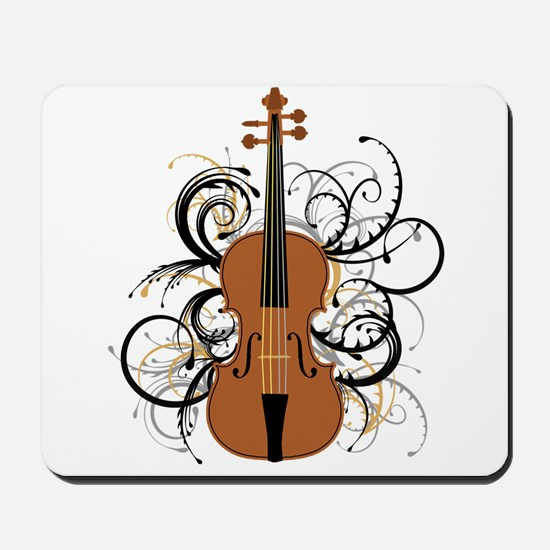 Violin Mousepad