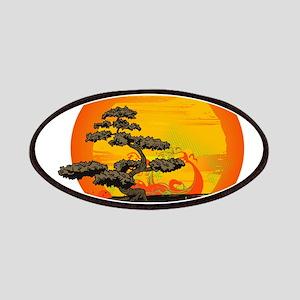 Sunset Bonsai Patches
