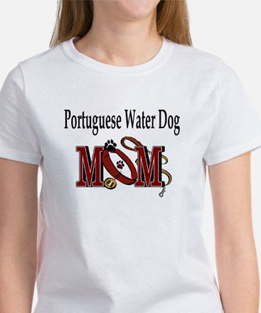 Portuguese Water Dog Women's T-Shirt