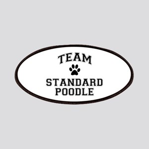Team Standard Poodle Patches