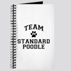 Team Standard Poodle Journal