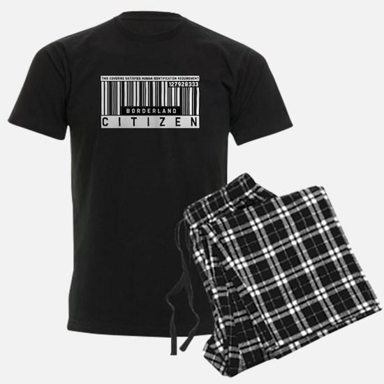 Borderland, Citizen Barcode, pajamas