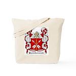 Rembowski Coat of Arms Tote Bag