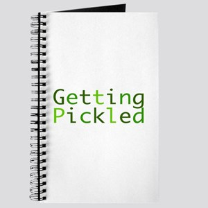 Getting Pickled Journal