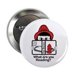 """Fire Fighter 2.25"""" Button (100 pack)"""