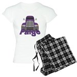 Trucker Paige Women's Light Pajamas