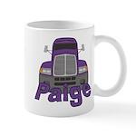 Trucker Paige Mug