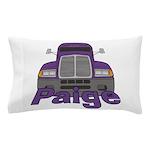 Trucker Paige Pillow Case