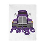 Trucker Paige Twin Duvet