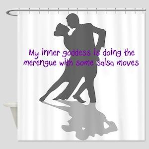 Merengue Shower Curtain