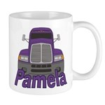 Trucker Pamela Mug