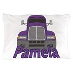 Trucker Pamela Pillow Case
