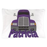 Trucker Patricia Pillow Case