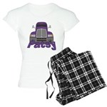 Trucker Patsy Women's Light Pajamas