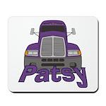 Trucker Patsy Mousepad