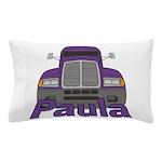 Trucker Paula Pillow Case
