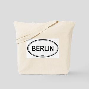 Berlin, Germany euro Tote Bag