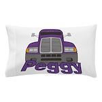 Trucker Peggy Pillow Case