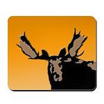 Sunset Moose Mousepad