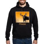 Sunset Moose Hoodie (dark)