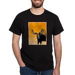 Sunset Moose Dark T-Shirt