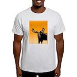 Sunset Moose Light T-Shirt