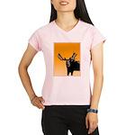 Sunset Moose Performance Dry T-Shirt