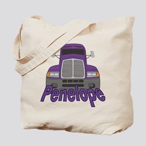 Trucker Penelope Tote Bag