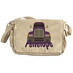 Trucker Penelope Messenger Bag