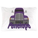 Trucker Penelope Pillow Case