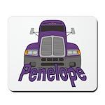Trucker Penelope Mousepad