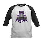 Trucker Peyton Kids Baseball Jersey